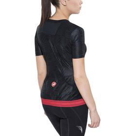 Castelli Bellissima Jersey Women black/red